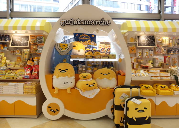 Quirky, Cute & More: Top 10 Items at Sanrio World Ginza ...