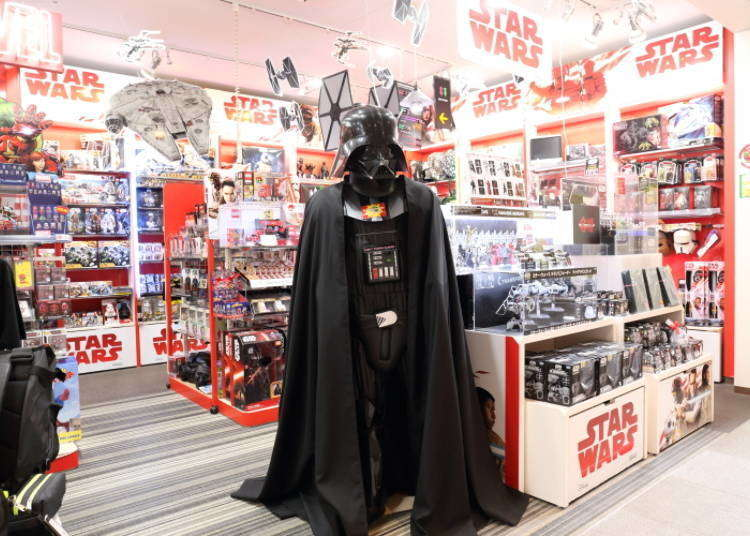 Character merch, toys & more! Visiting Kiddy Land Harajuku, Tokyo's incredible toy store