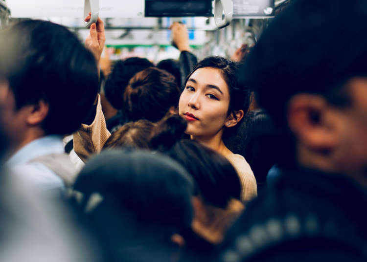 Top 10 Ranking of the Most Crowded Commuter Trains in Japan!