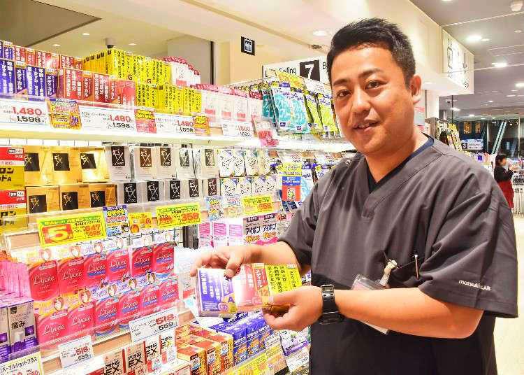 還在只會買腸胃藥、止痛藥?讓松本清店長告訴你哪些才是日本人愛買的必備良藥