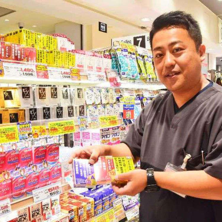 日本人都買這些!松本清店長告訴你哪些是日本人必備良藥