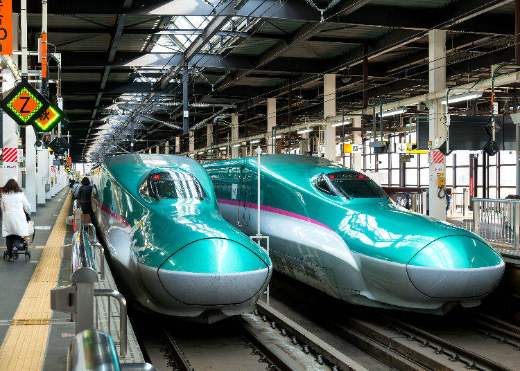 Japan's World-Class Bullet Train