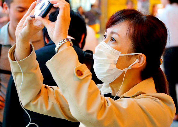 What's the Story behind the Facemasks Worn by Japanese? Let's Take a Close Look at Ways Japanese Try to Ward Off Colds!