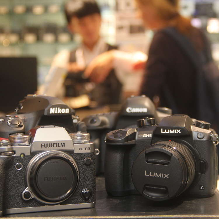 From Classic Cameras to the Latest Digital SLRs! 4 Used Camera Shops in Tokyo