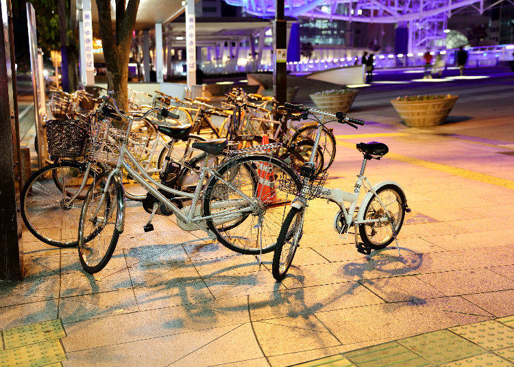Bicycle Theft has Increased in Recent Years