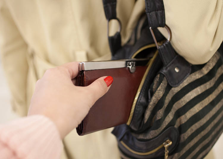 Guard Your Wallet and Smartphone, Especially in Crowds