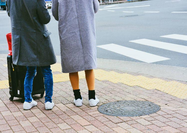 Beware of Cars that Don't Stop at Crosswalks
