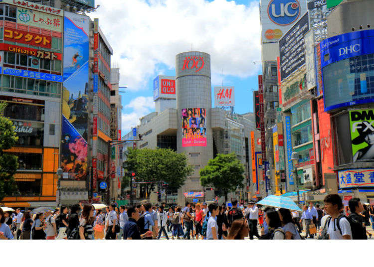 Japan's Cutting Edge in Trends! All You Need to Know about Fashion Building SHIBUYA109!
