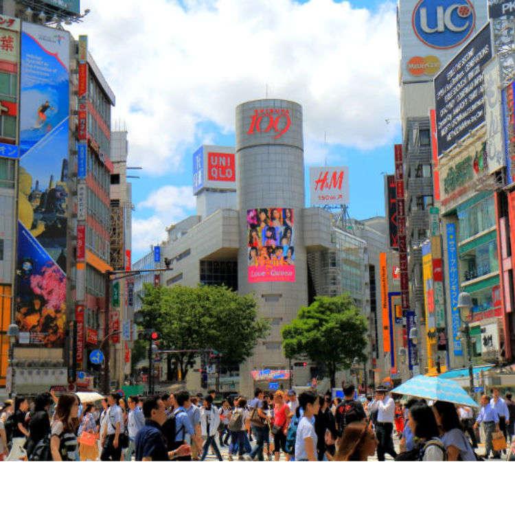 渋谷エリアのシンボル!ファッションビル「SHIBUYA109」を徹底紹介!
