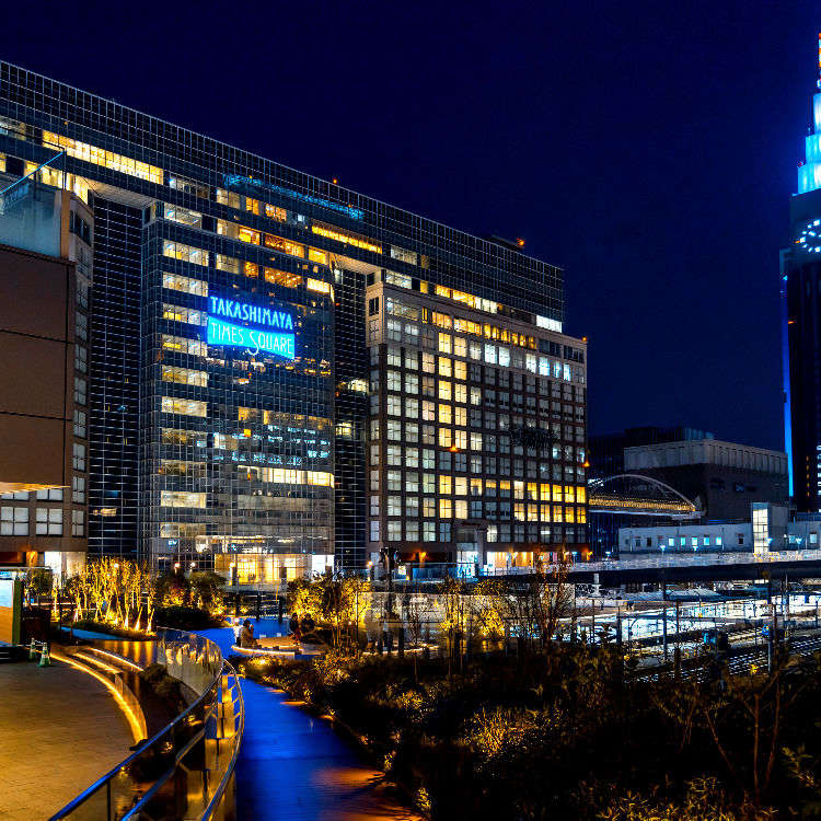 Shinjuku's Must-Visit Department Stores & Commercial Facilities