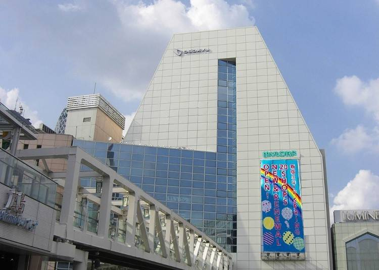 ■ Shinjuku Mylord: Shop to Your Heart's Content Without Worrying About the Weather!