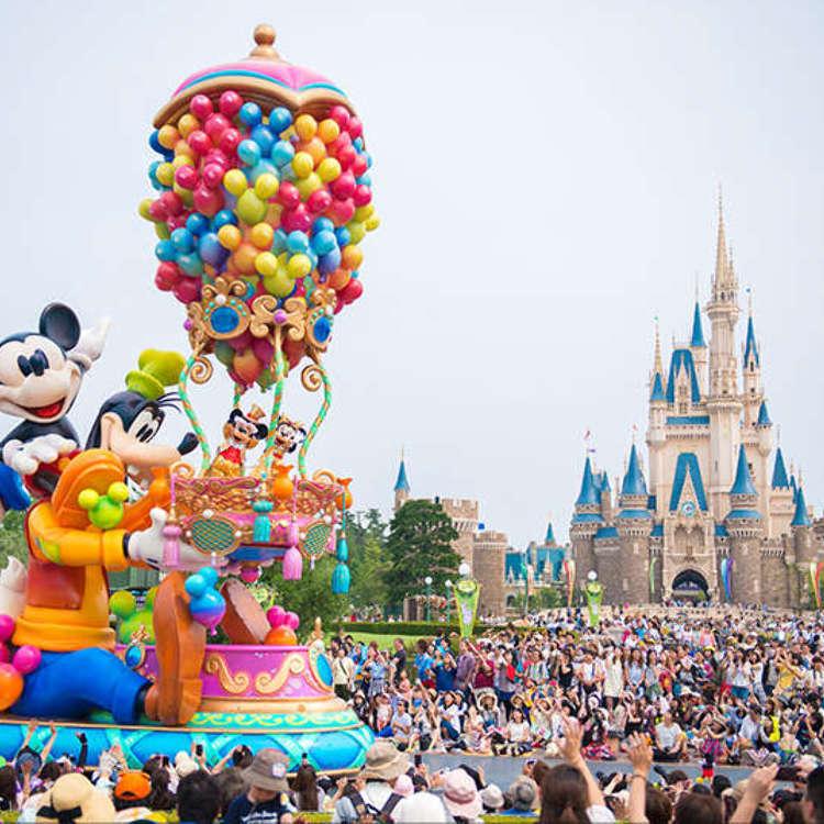 도쿄 여행 - 도쿄 디즈니랜드와 도쿄 디즈니씨의 알찬정보! 가기전에 알아두면 편리!