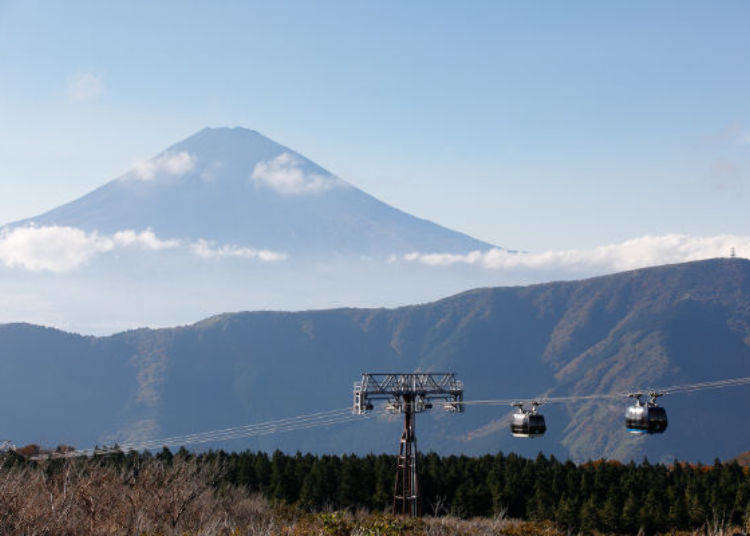 Easy Day Trip from Tokyo! Ultimate Sightseeing Guide for Hakone & Lake Ashinoko!
