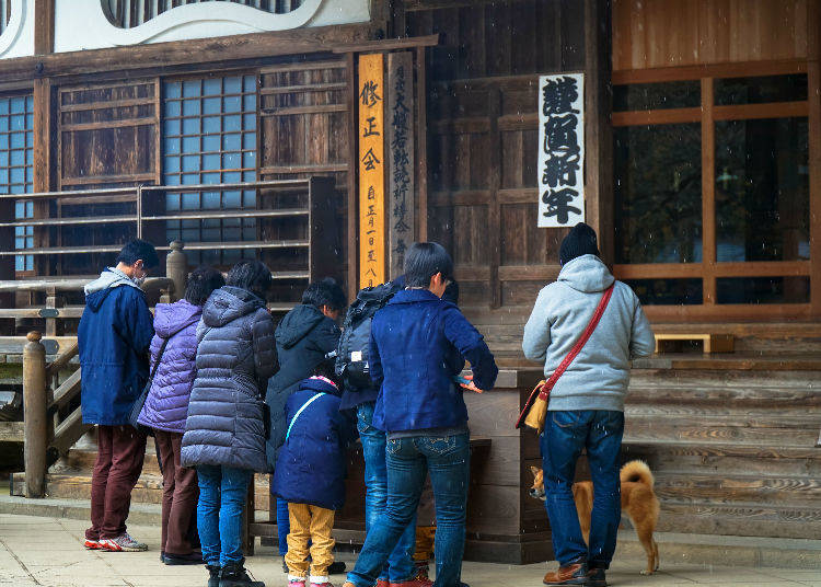 Welcoming the New Year Quietly with Family in Japan