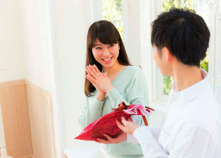 "Returning the Valentine: Japan's ""White Day"" Custom"