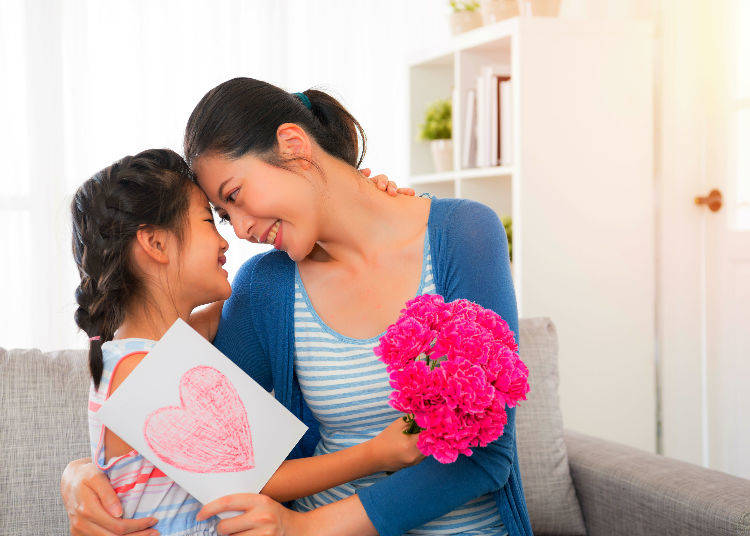 Mother's Day: Expressing Gratitude