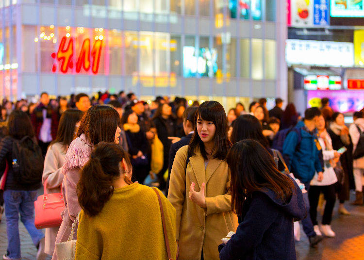 Japanese People Use Sumimasen Often Because They Are Aware of Their Surroundings