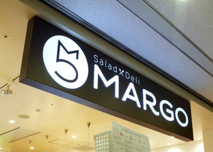 補充一日蔬菜攝取的好所在-Salad Deli Margo新宿Grand Tower店
