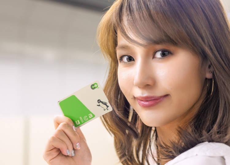 6. Get yourself a prepaid e-money card