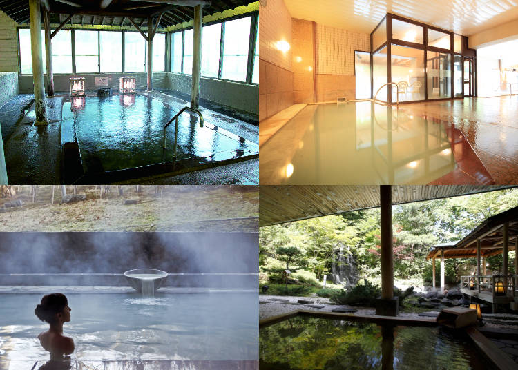 2. Spa and Hot Spring: Soak Your Body 'til Dawn!