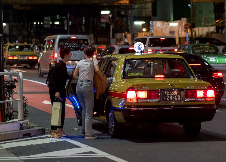 Going Home by Taxi: Fares Explained