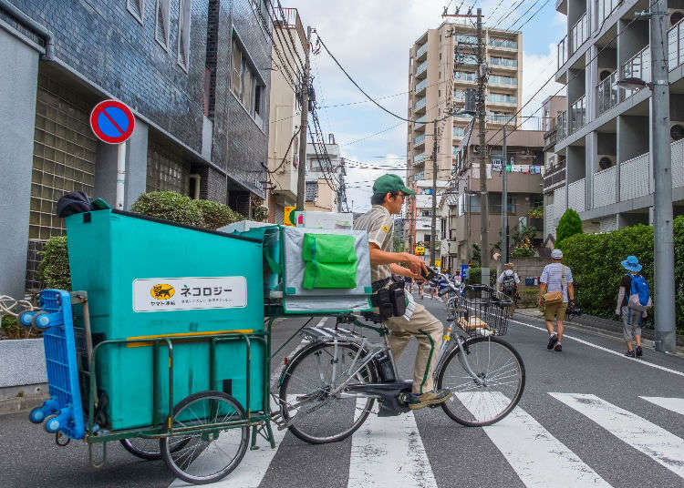 The World's Greatest Service?! The 10 Secrets of Ultra-Precise Delivery Services in Japan, the Land of Hospitability!