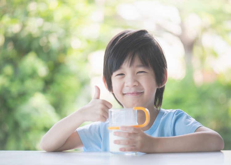 日本牛乳界市佔第一 在地人都在喝的濃醇香原來是這家! 秘訣大公開~