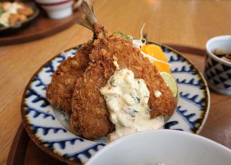 在東京用美食就能環遊全日本? 堅持使用在地當季食材 吃完你會更愛日本的日式食堂