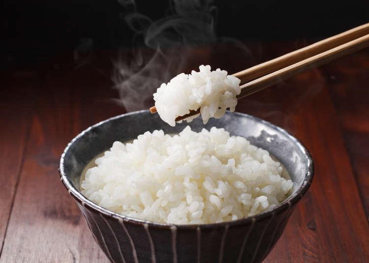 日本米為何如此Q彈有勁? 日本人教你如何挑選好吃優質日本米
