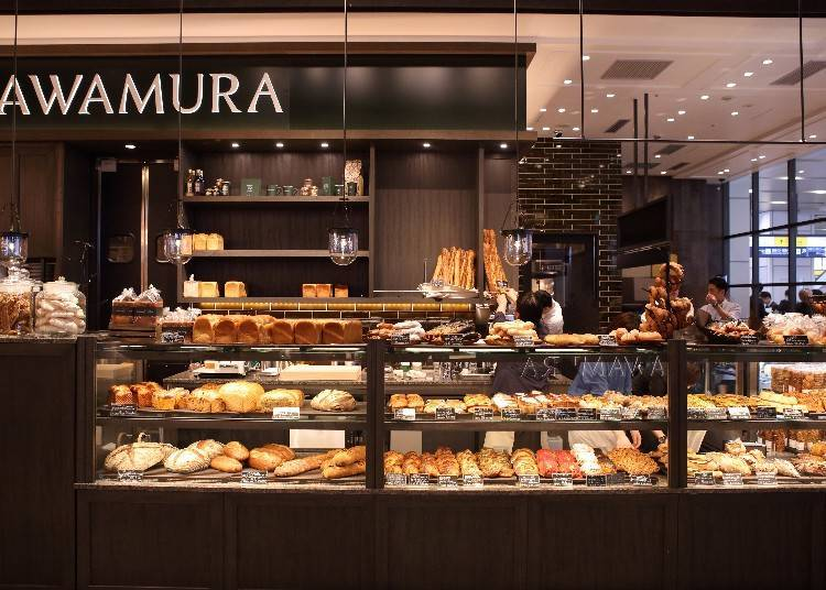 Karuizawa's Famous Sawamura Bakery & Restaurant, for Take-Out or Eat-In!