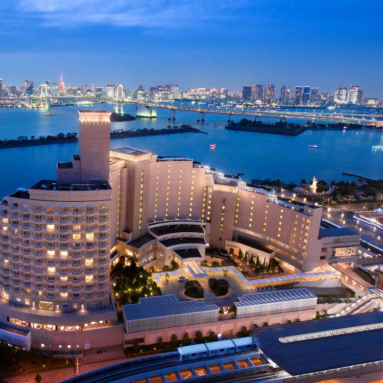 Hotels in Odaiba: Enjoy Tokyo's Popular Island with Fun and Fanciness!