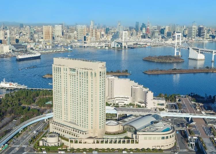2. Grand Nikko Tokyo Daiba: an Urban Resort Hotel Close to Central Tokyo