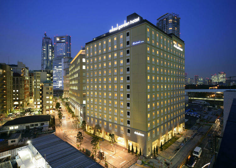 2. Mitsui Garden Hotel Shiodome Italia-gai: Delicious Breakfast and Atmospheric Public Bath