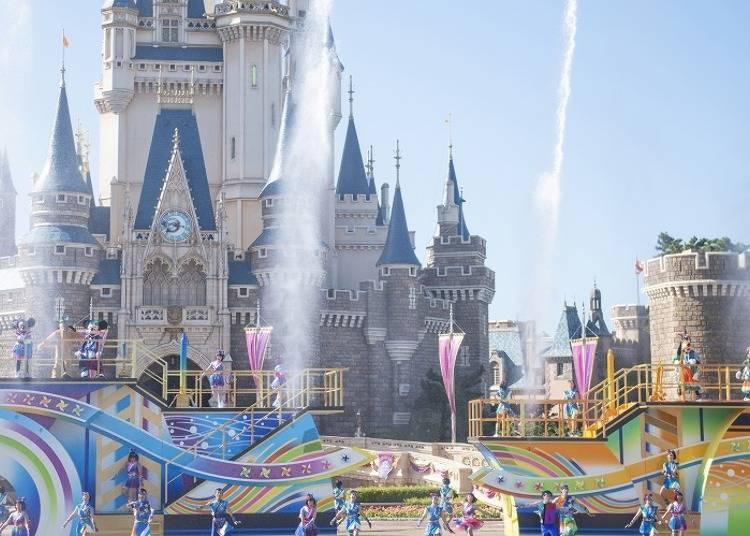 Disney Natsu Matsuri #1: Sansui! Summer Beat: Get Soaked in the Summer Heat! (Tokyo Disneyland)
