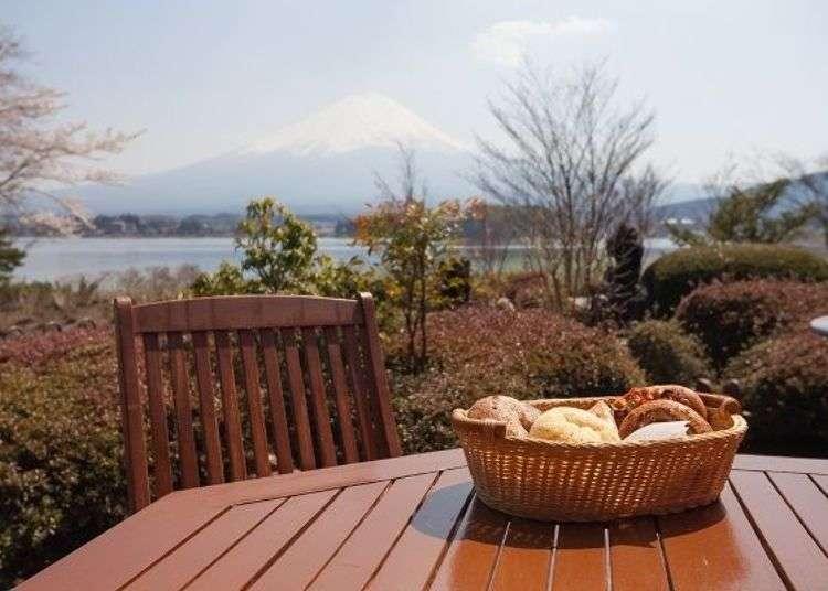 在富士山河口湖邊賞景邊休息片刻吧!美景美食一次滿足的個性派咖啡廳3選