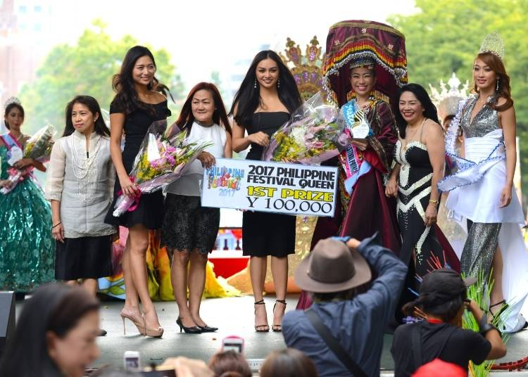 A Competition of Character and Beauty: Crowning the King and Queen of the Philippine Festival!