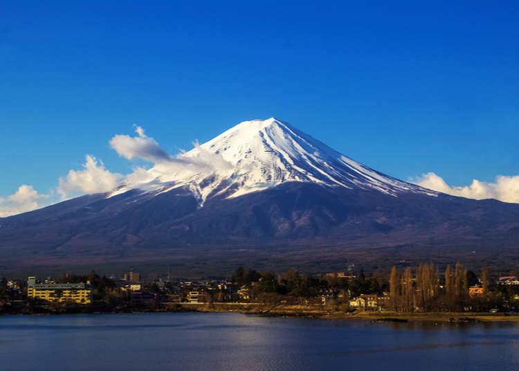 富士山不想撲空掌握時機很重要!賞富士山真面目的最佳月份、時間大公開!
