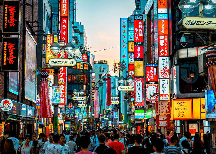 Tokyo, the City with the World's Largest Population Density: 18 Times Japan?!