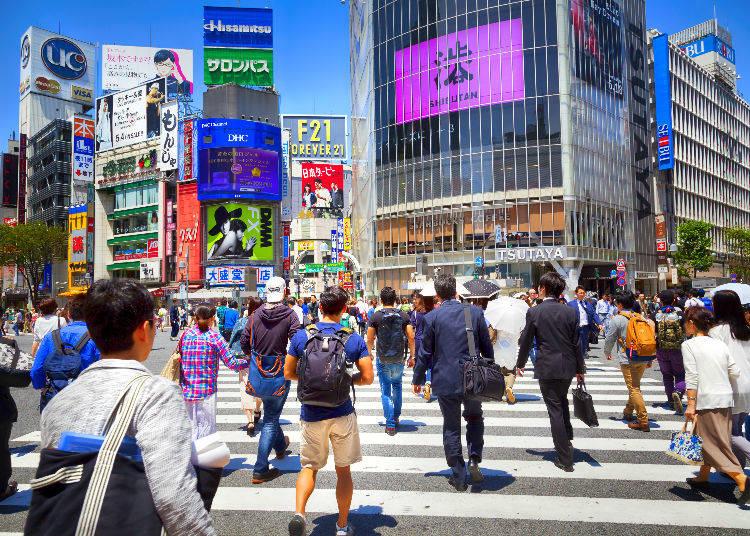 Factors that Influence & Change Tokyo's Population