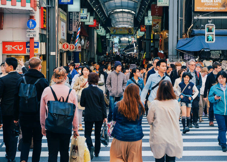 Tokyo Ranking: Where is it Safe, Where Should You be Careful?