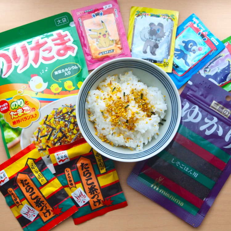 "Japan's Magical Condiment: 10 ""Furikake"" Rice Seasonings to Enhance Every Bowl!"