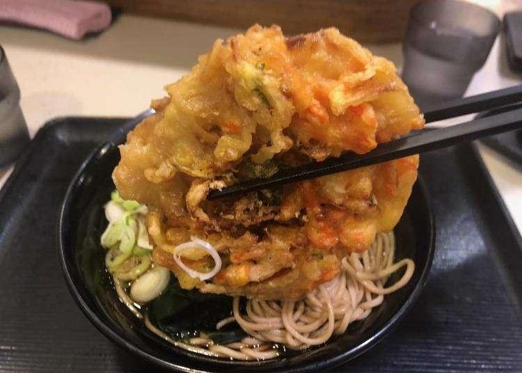 [도쿄 24시간 맛집]맛있고 저렴한 인기소바가게 '후지소바'의 메뉴 베스트3!