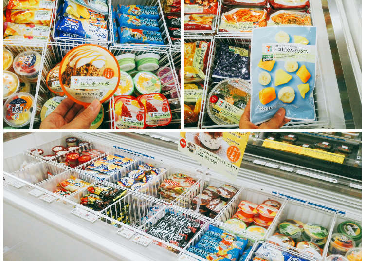 7-Eleven Japan's Top 3 Summer Snacks: What Are Japan's Favorite Convenience Store Treats?