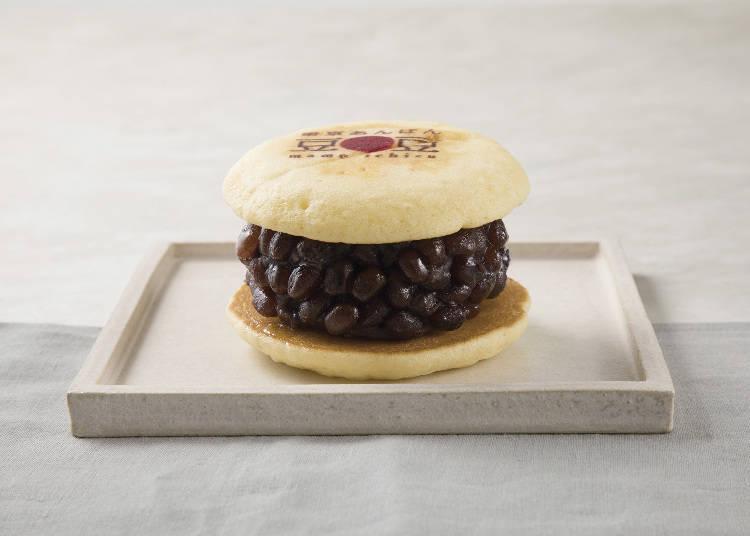 ● Tokyo An Pancake at Tokyo Anpan Mame Ichizu: an Irresistible Sweet Bean Treat!