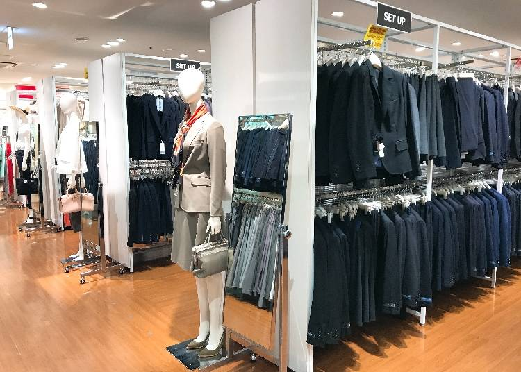 1264c5f9f9698a Bargain Shopping in Tokyo  3 Outlet Shops for Shoes   Clothes - LIVE ...