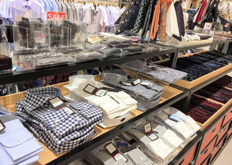9df229c1e838b1 This outlet shop also offers tax exemption. Chinese customers should check  The Suit Company Official Account on Weibo and Wechat for notices about  sales and ...