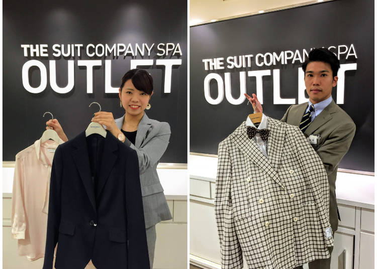 """d00080183c5f0d Left  """"This navy-blue ladies  jacket suits any occasion. It can be washed  at home and is made out of materials that are less prone to wrinkles"""