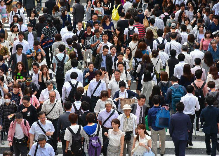 3. ゴミを分別するという意識 規則を守る日本人