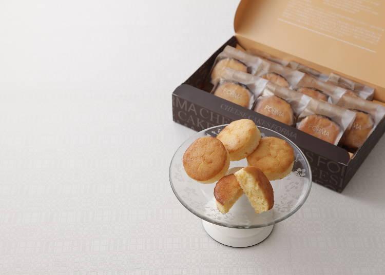 5. Tokyo Cheesecake