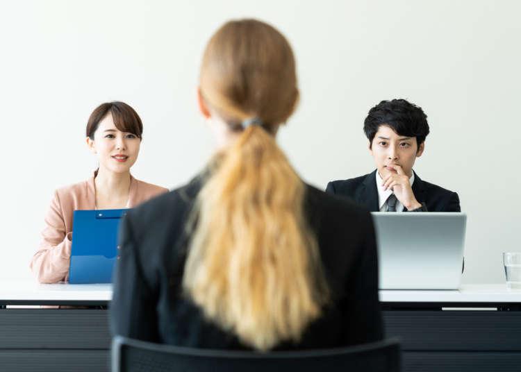 台日文化大不同!日本面試真可怕 赴日工作前該有心理準備啊